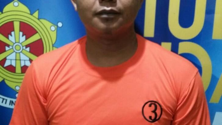 CURI SENG GULUNGAN : Satu Pria Diamankan Polsek Tigaraksa