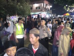 Pengamanan Isra Miraj di Cilongok