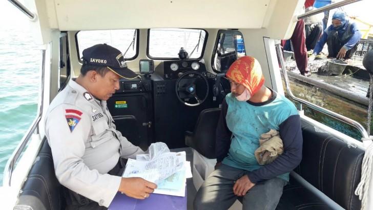 Patroli Perairan : Cegah Tindak Pidana di Wilayah Perairan Polres Kota Tangerang