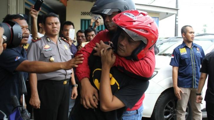 Begal di Cikupa : Polres Kota Tangerang Gelar Pra Rekontruksi
