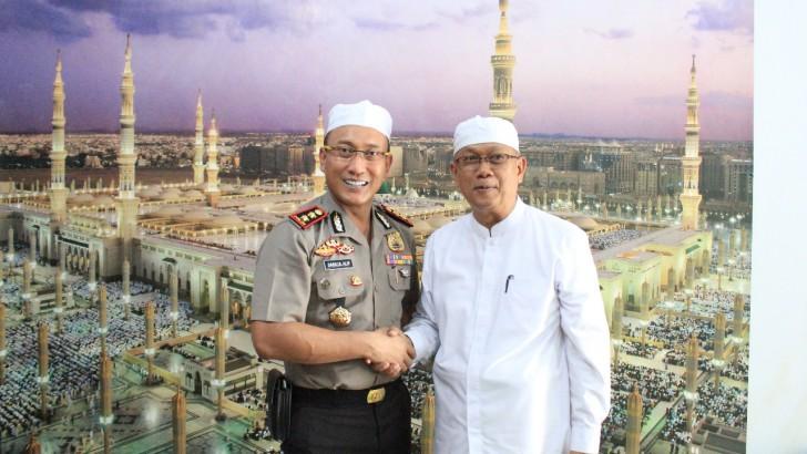 Lawan Pelaku Teror, Kapolres Kota Tangerang Gandeng Kyai Luruskan Makna Jihad