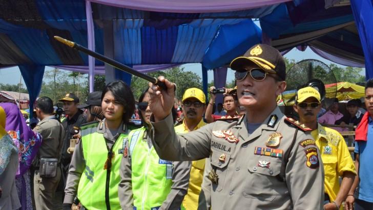 Polisi Larang Perayaan Kemenangan Pilkades Dengan Konvoi dan Petasan