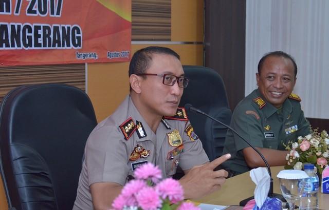 Kapolresta Tangerang Imbau Warga Tidak Pasang Status Pergi Liburan di Medsos
