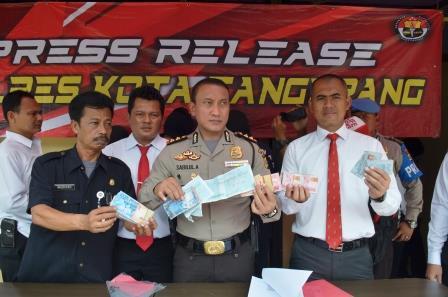 Polisi Tetapkan 3 Tersangka Kasus Judi Pilkades di Tangerang