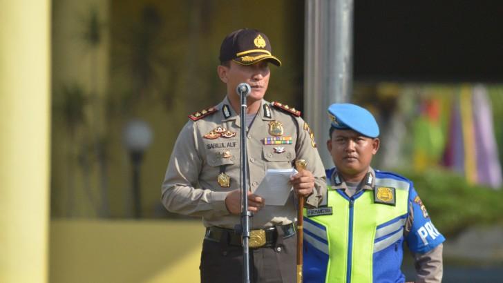 Ribuan Pasukan Pengamanan Pilkades Diterjunkan Hari Ini