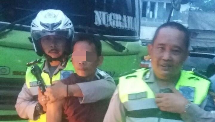 Bawa Kabur Truk, Pria Ini Diringkus Polisi