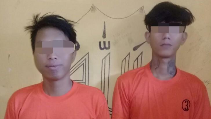 Usai Kejar-kejaran, Dua Pencuri Minimarket Diringkus Polisi