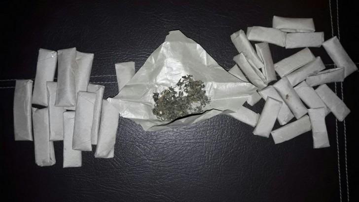 Polsek Panongan Ungkap Kasus Penyalahgunaan Narkoba Jenis Ganja