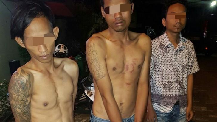 Polresta Tangerang Tangkap 3 Pelaku Ranmor, Satu Ditembak