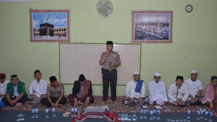 Kapolresta Tangerang Hadiri Tahlilan Korban Pembunuhan di Panongan