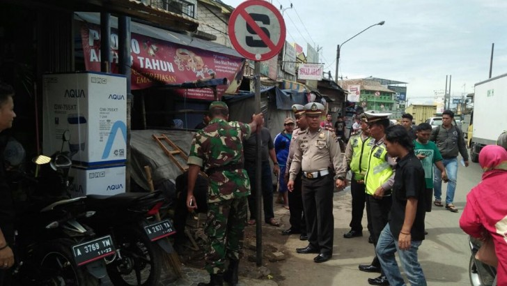 Jelang Libur Akhir Tahun, Sat Lantas Polresta Tangerang Laksanakan Survey Jalur bersama Para Stakeholder