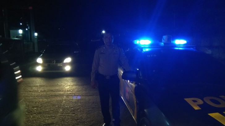 Ciptakan Rasa Aman, Polresta Tangerang Gelar Operasi Cipkon