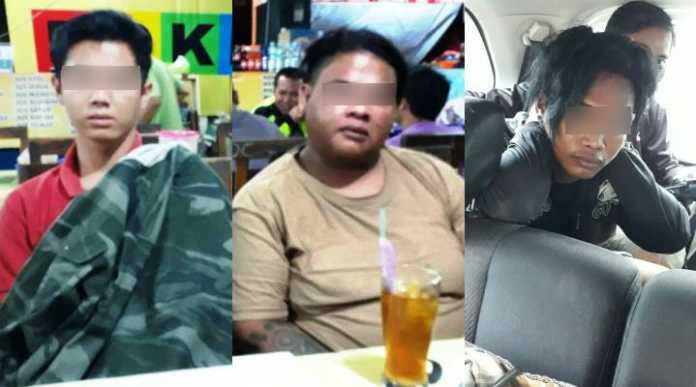 Pelaku Pengeroyokan Pemuda Ditangkap