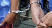 Pencuri Aki BTS, Ditangkap Polisi