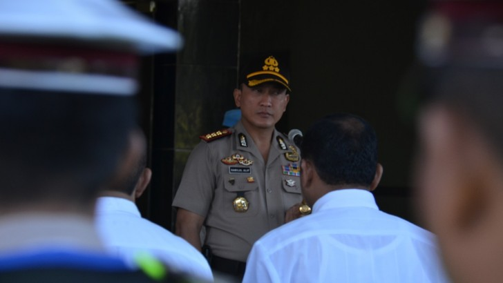 Anggota Polresta Tangerang Siap Jadi Kader Anti Hoax