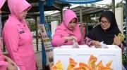 Antisipasi Kenaikan Harga, Polresta Tangerang Gelar Operasi Pasar Murah
