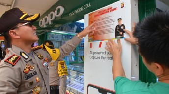 4 Imbauan Mudik Aman Satgas Ramuna Polres Kota Tangerang