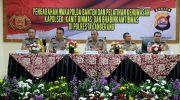 Lawan Hoaks Jelang Pilpres, Bhabinkamtibmas Dilatih Fungsi Kehumasan