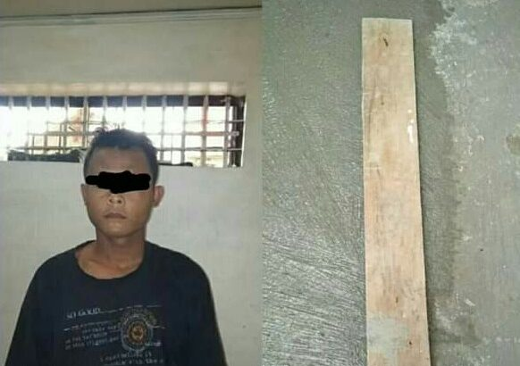 Demi Miras, 4 Pemuda di Solear Bobol Dapur Tetangga