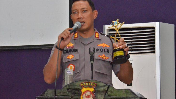 Polresta Tangerang Gelar Seminar Cara Menangani Kasus dengan Korban Anak Berkebutuhan Khusus