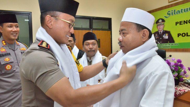 Puluhan Dai Dikukuhkan Polresta Tangerang