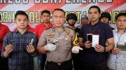 Komplotan Perampok Bersenpi Dilumpuhkan Timas Panas Polresta Tangerang