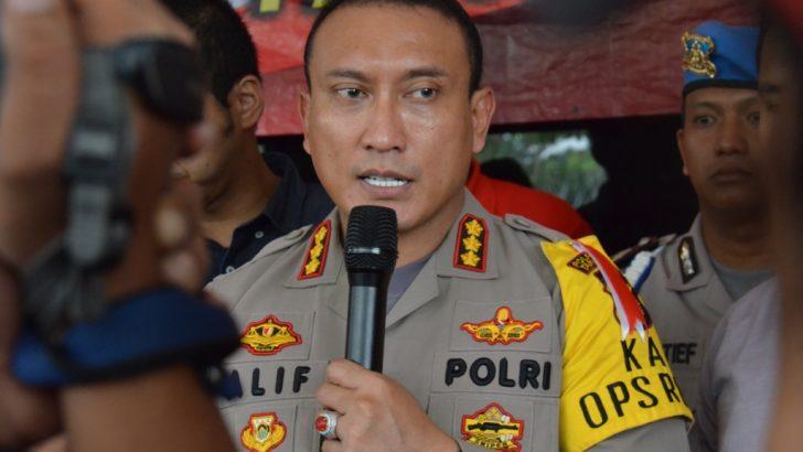Jelang Pemilu, Kapolres Tangerang Banyak Terima Laporan Penyebar Hoax di Medsos