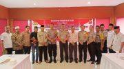 Jelang Pemungutan Suara, Personel Polresta Tangerang Mengikuti Penelitian Puslitbang Polri