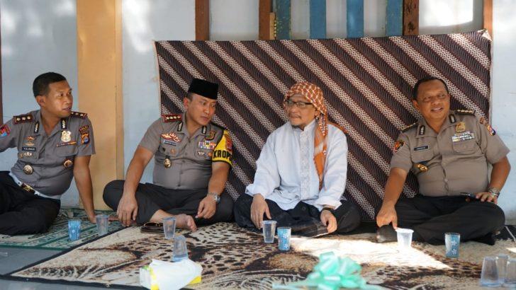 Jalin Kemitraan, PJU Polda Banten Sowan ke Ulama Balaraja