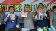 Kurang dari 24 jam Satuan Reserse Kriminal Polresta Tangerang, berhasil menangkap pelaku pembunuhan sopir truk galon