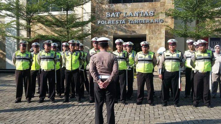 Indeks Kepuasan Masyarakat (IKM) Pelayanan SIM Sat. Lantas Polresta Tangerang
