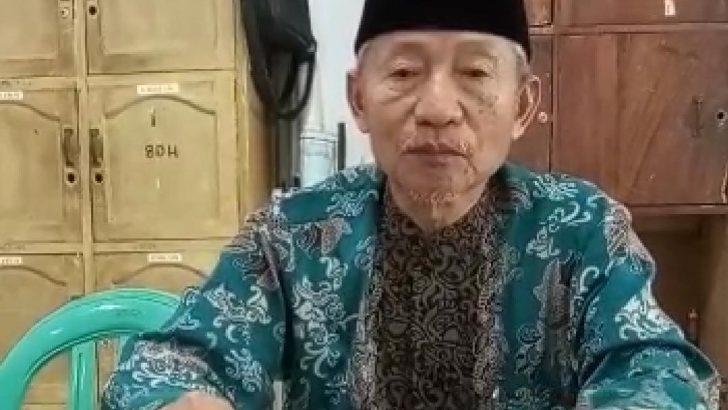 Tokoh Masyarakat di Kabupaten Tangerang Tolak People Power