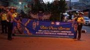 Semarak Ramadan, Satlantas Polresta Tangerang Buka Puasa Bareng Warga.