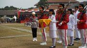 Polwan Polresta Tangerang Jadi Danki Paskibraka HUT RI