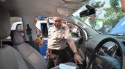 Penelitian Kelayakan Kendaraan Patroli R4 Fungsi Lantas dan Sabhara Oleh Puslitbang Polri