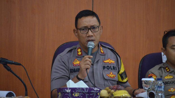 Plh Kapolresta Tangerang Paparkan Pola Pengamanan Pilkades Serentak