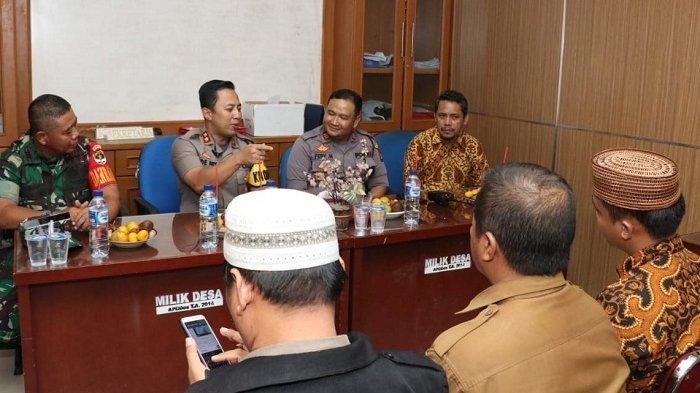 Masa Tenang Pilkades, Polresta Tangerang Intensifkan Patroli Cegah Politik Uang dan Kampanye Terselubung