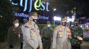 Tegakkan Protokol Kesehatan, Polresta Tangerang, Kodim Tigaraksa, dan Pemkab Gelar Patroli Hunting