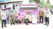 Kunjungi KTN, Kapolresta Tangerang Ajak Masyarakat Bantu Pemerintah Tekan Penyebaran Covid-19