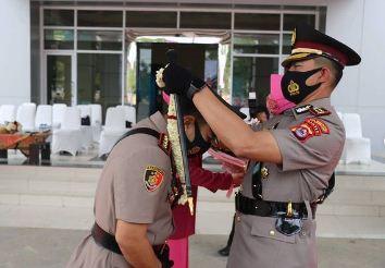 Jabatan Kapolresta Tangerang Resmi Disertijabkan, Lepas-Sambut Diwarnai Haru