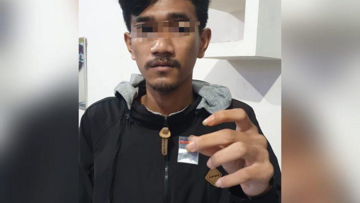 Edarkan Sabu, MF Dibekuk Polresta Tangerang Usai Transaksi di Halaman SPBU
