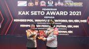 Kinerja Baik dalam Tangani Kasus Kekerasan Terhadap Anak, Polresta Tangerang Dapat Penghargaan Kak Seto