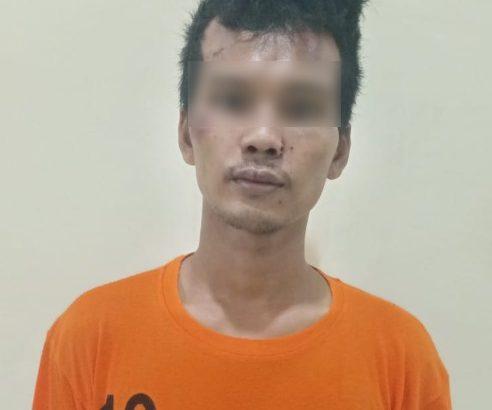 Gasak Motor Pengunjung Minimarket, Seorang Pria Dibekuk Polsek Panongan Polresta Tangerang