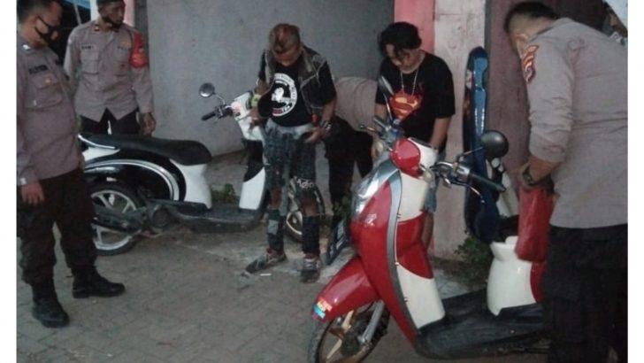 Berantas Premanisme, Polresta Tangerang Gelar Razia Preman, 34 Orang Diamankan