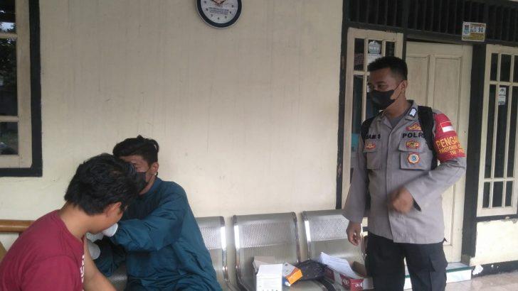 Cukup Menunjukan e-KTP, Polsek Panongan Polresta Tangerang Gelar Vaksinasi Keliling