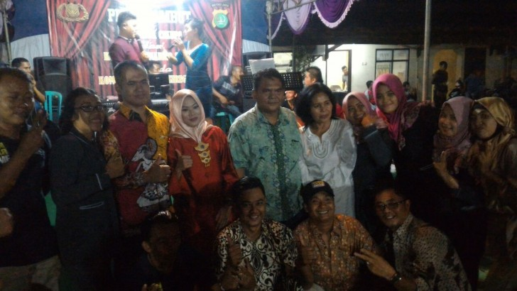 """ Pisah Sambut Kapolsek Cikupa, Polresta Tangerang """