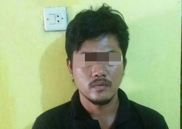 Pengedar Sabu di Kabupaten Tangerang, Diringkus Satuan Resmob Polsek Kresek