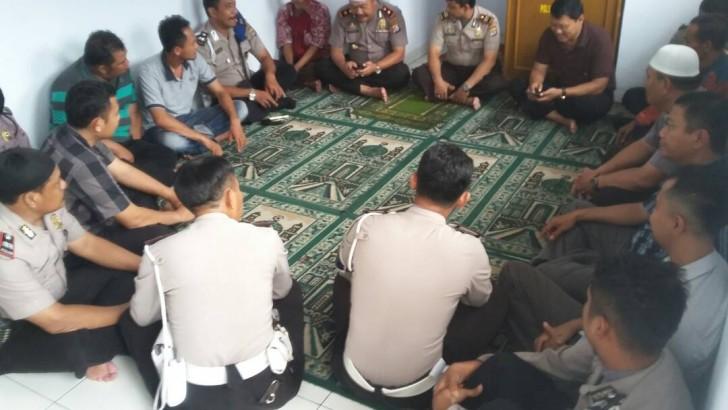 Jelang Ramadan, Polsek Pasarkemis Gelar Munggahan