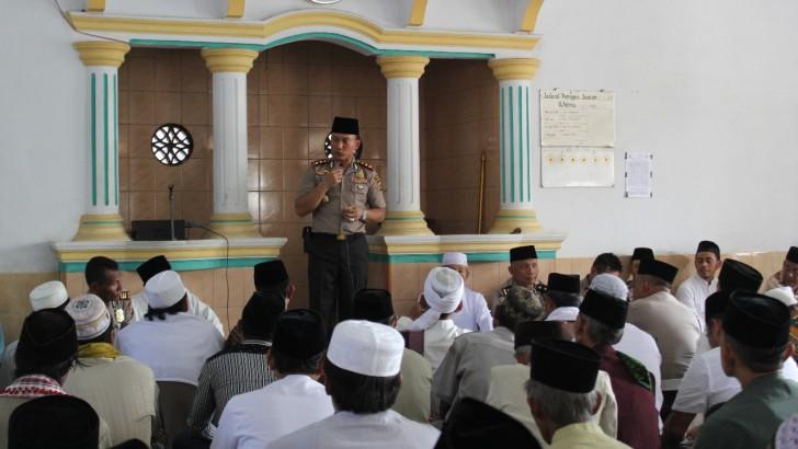 Gelorakan Pos Khidmat di Masjid Terjauh