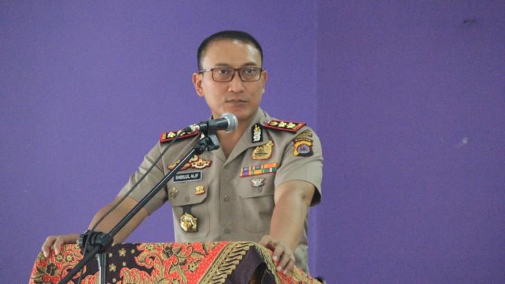 Polresta Tangerang Gelar Latihan Pengamanan Pilkades